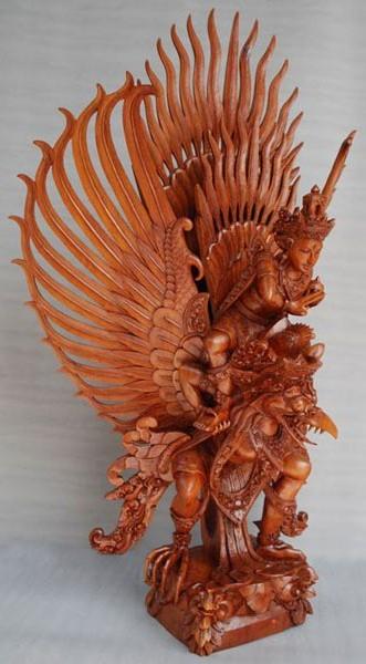 Bali Garuda Wisnu Statue Budha Art Crafts Ganesha